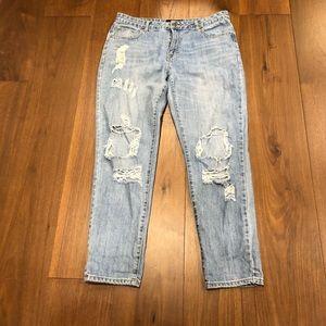 Harlow Boyfriend Jeans sz 29
